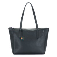 Vienna Large Tote Black