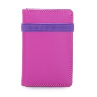 Slim Credit/Business Card Holder Sangria Multi
