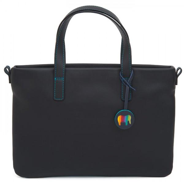 Kyoto Medium Multiway Bag Black Pace