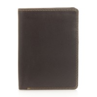 Continental Wallet with C/C Pockets Safari Multi