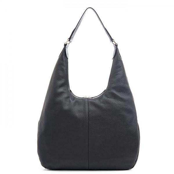 Sac porté épaule Bergamo grand format Noir