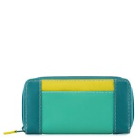 Large Zip Wallet Mint