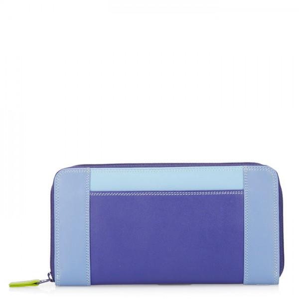 Large Zip Wallet Lavender