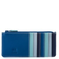 Credit Card Bill Holder Denim