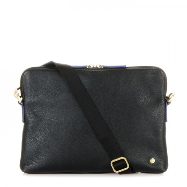 Panama E/W Crossbody Black