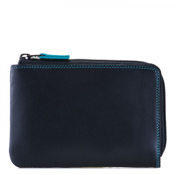Zip Around Wallet Black Pace