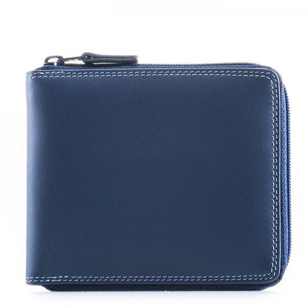Full Zip Around Wallet Royal