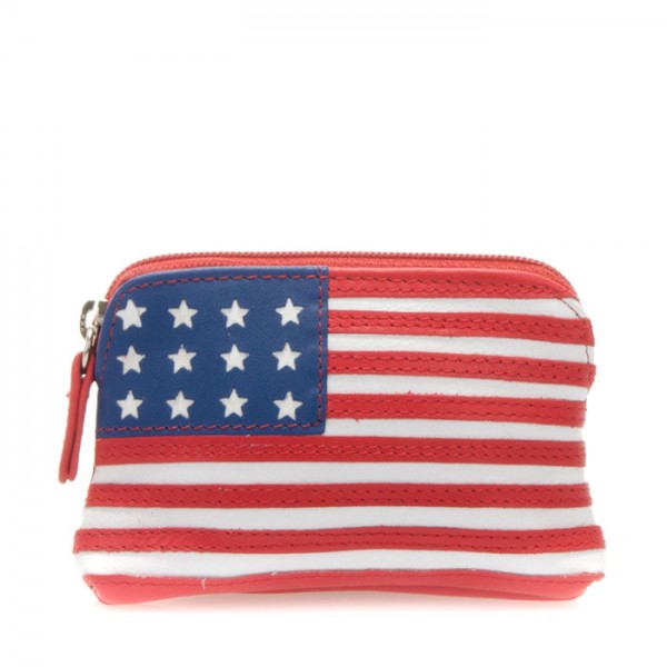 Flag Purse USA