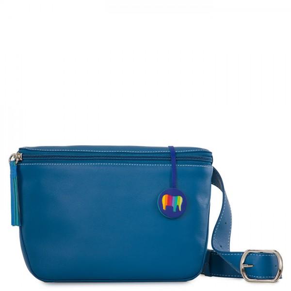 Bruges Waist Bag Sea Blue